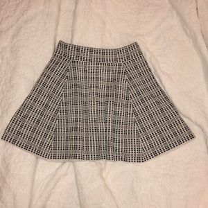 Theory stretch knit miniskirt